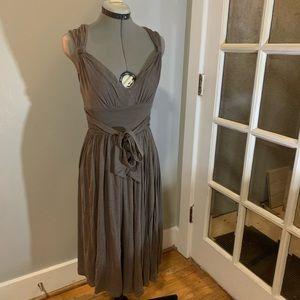 Vintage Tracy Reese New York knit dress, Sz 4
